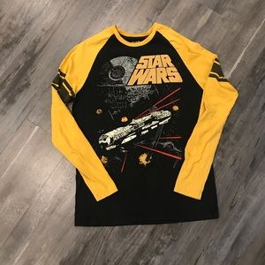 Long Sleeve Star Wars Shirt